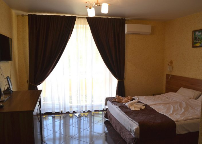 Стандартный двухместный номер гостиницы Магнолия, Гагра