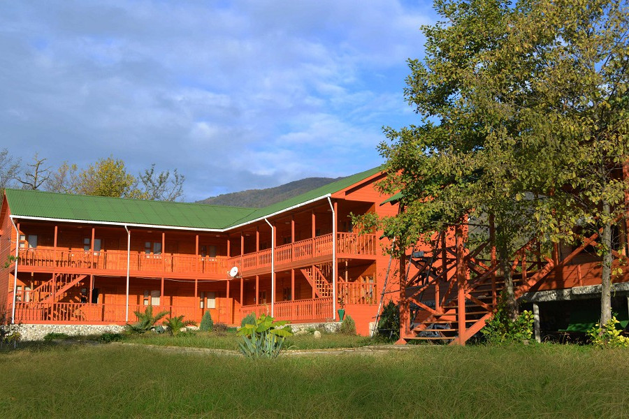 Гостиница Мандарин, Новый Афон