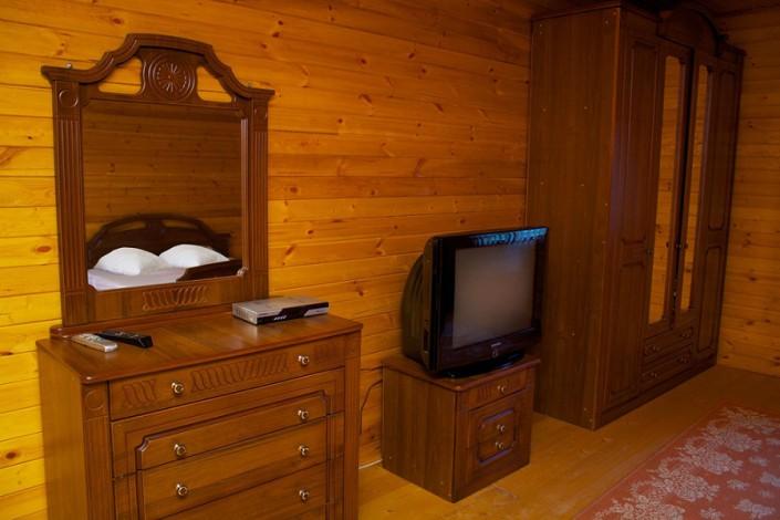 Номер в гостинице Мандарин, Новый Афон