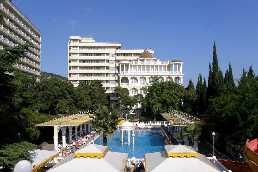 Парк-отель Марат, Крым, Ялта, Гаспра