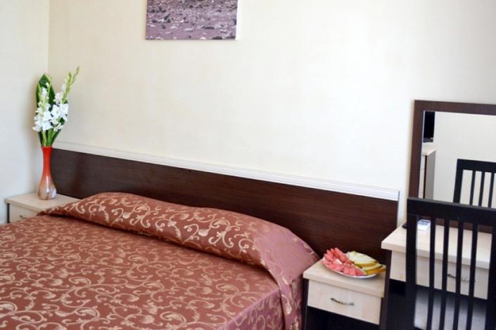 Комфорт двухместный в Корпусе № 1 отеля Марат
