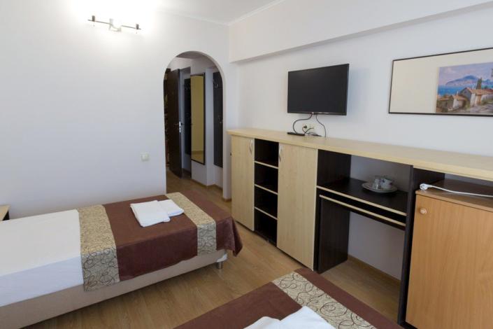 Комфорт двухместный в Корпусе № 2 отеля Марат