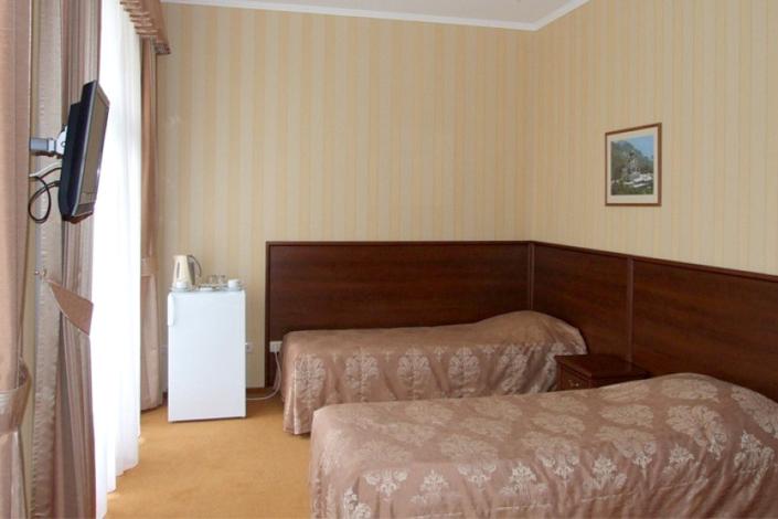 Полулюкс двухместный в вилле Чаир отеля Марат