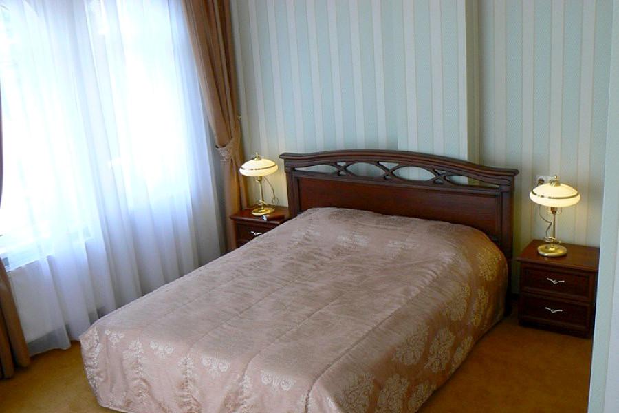 Люкс двухместный в вилле Чаир отеля Марат