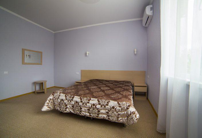 Стандартный номер отеля Марина, Гудаута, Абхазия