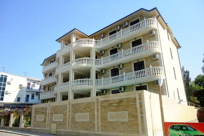 Отель Мармелад, Витязево, Анапа