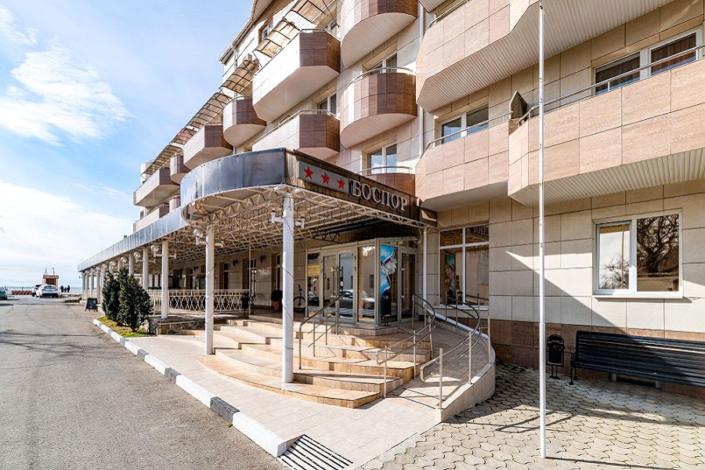 Отель Бостоп курортного комплекса Маяк, Анапа
