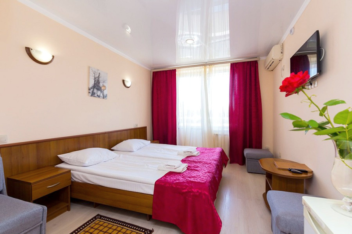 Стандарт двухместный отеля Боспор, Анапа