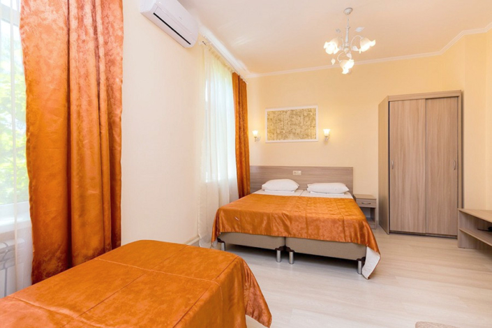 Стандарт трехместный отеля Боспор, Анапа