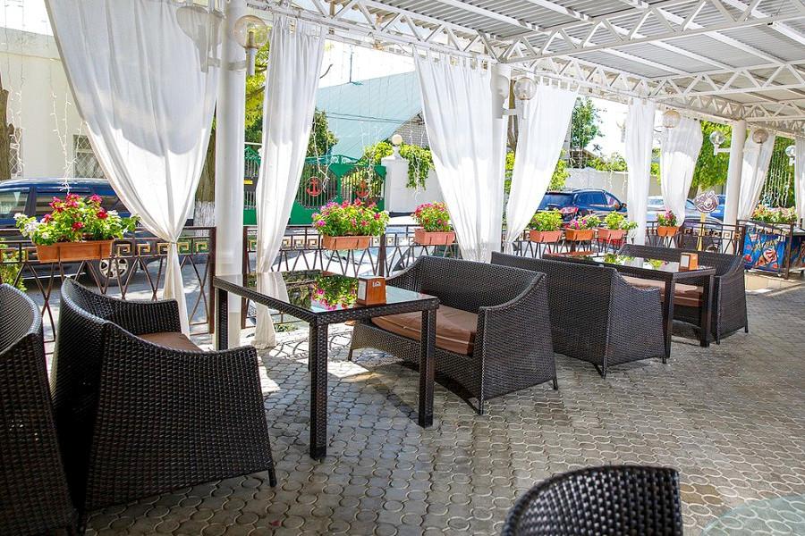Ресторан курортного комплекса Маяк, Анапа