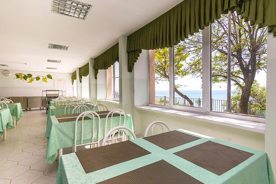 Столовая курортного комплекса Маяк, Анапа