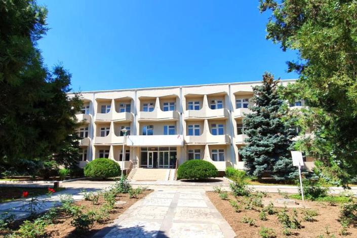Корпус 1 отеля Мечта, Анапа