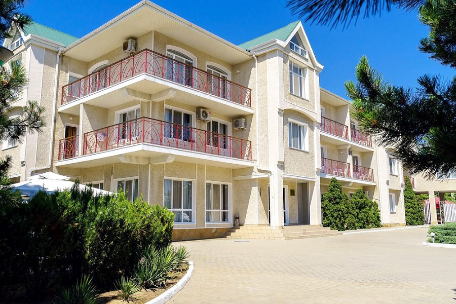 Корпус 2 отеля Мечта, Анапа