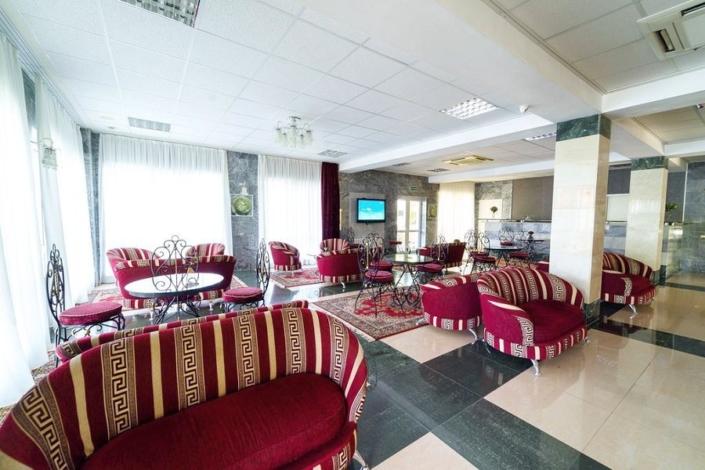 Холл Корпуса 2 отеля Мечта, Анапа