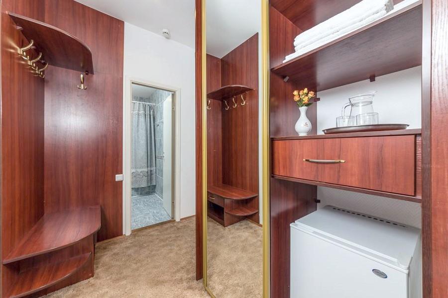 Полулюкс двухместный без балкона в Корпусе 2 отеля Мечта, Анапа