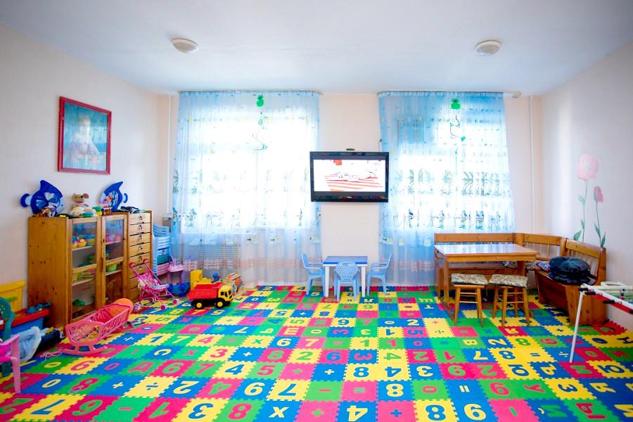 Детская игровая комната отеля Мечта, Анапа