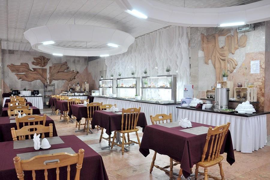 Ресторан отеля Мечта, Анапа