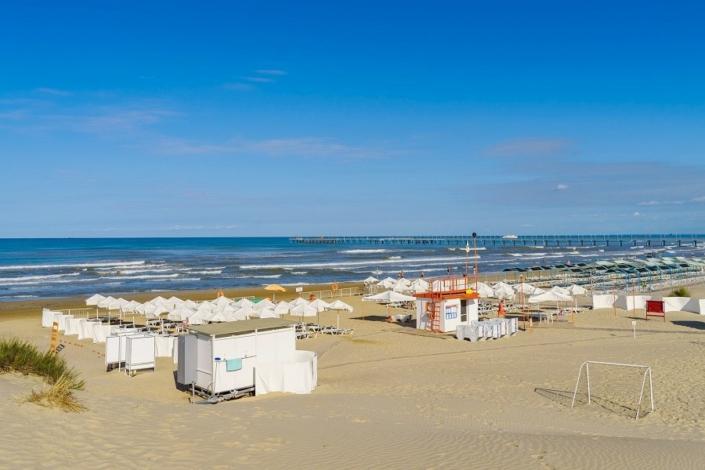 Пляж отеля Мечта, Анапа