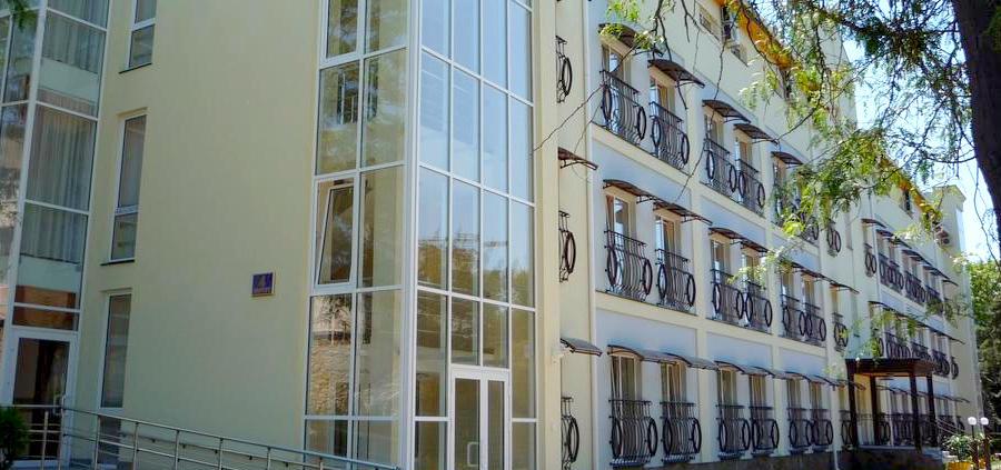 Санаторий Мечта, Евпатория, Крым