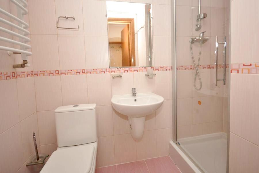 Туалетная комната Стандартного номера санатория Мечта