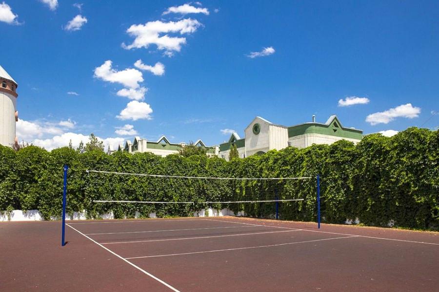 Спортивная площадка санатория Мечта