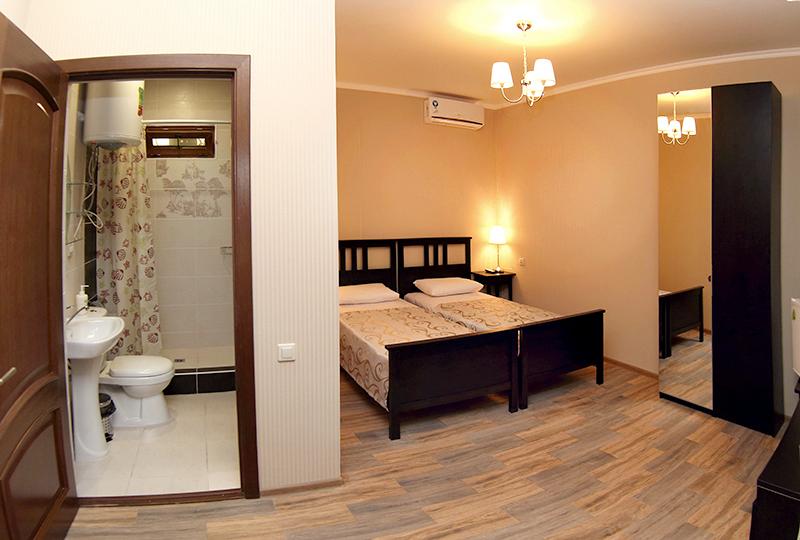 Стандартный номер отеля Медовый