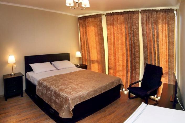 Люкс отеля Медовый