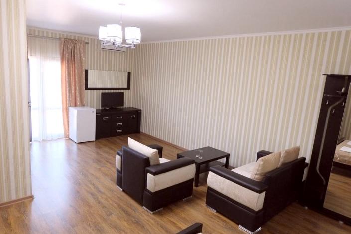 Люкс Супериор отеля Медовый