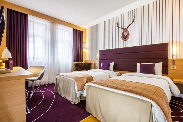 Номер в отеле Mercure Rosa Khutor, Красная Поляна, Сочи