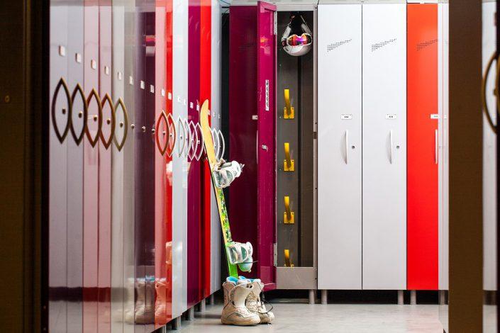 Комната для хранения горнолыжного снаряжения Mercure Rosa Khutor, Красная Поляна, Сочи