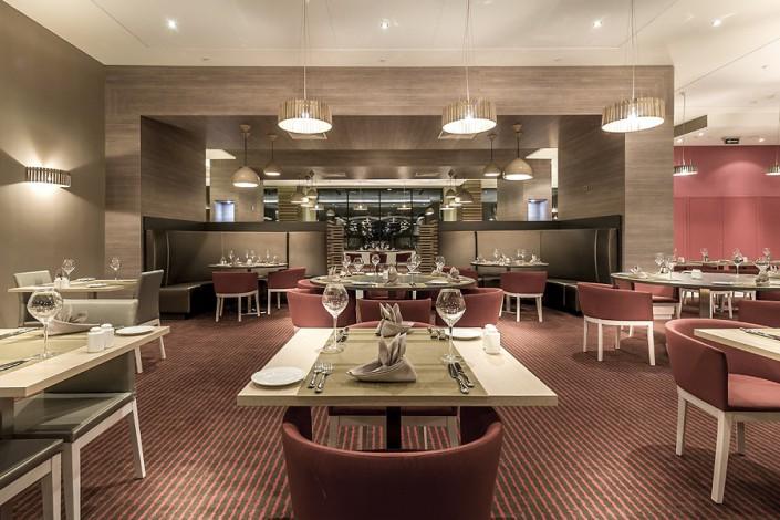 Ресторан отеля Mercure Сочи Центр