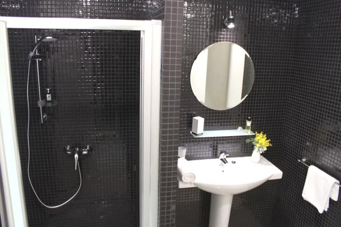 Туалетная комната номера Студио