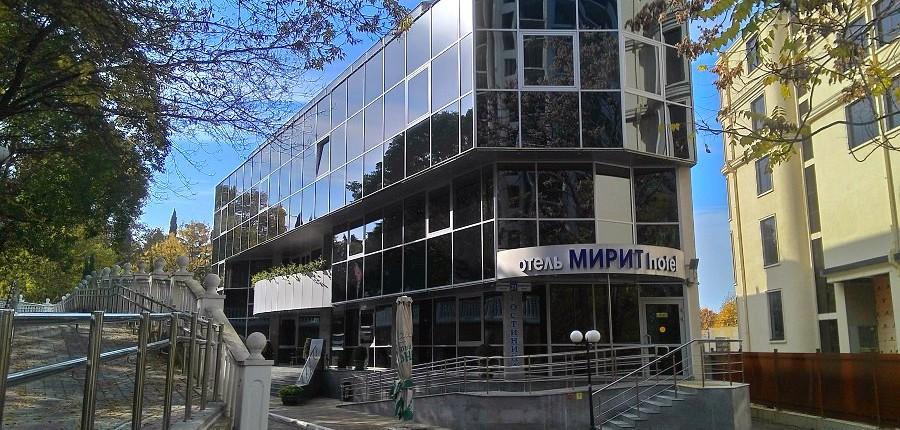 Отель Мирит, Сочи