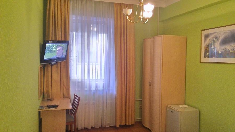 Стандартный двухместный номер отеля Мирит