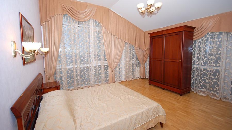 Номер Люкс Премиум отеля Мирит