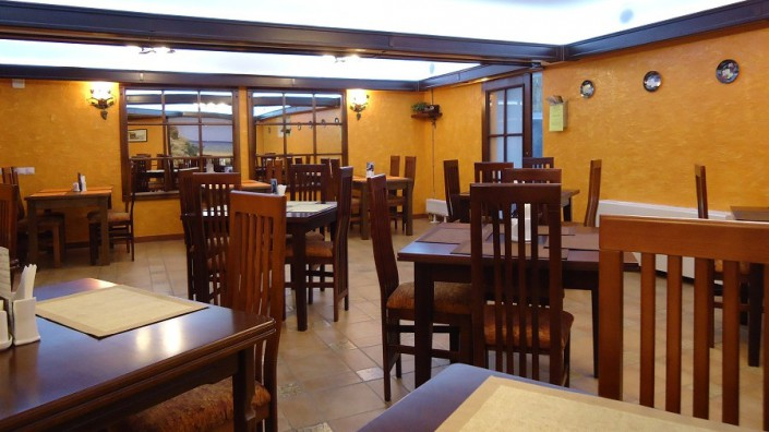 Ресторан отеля Мирит