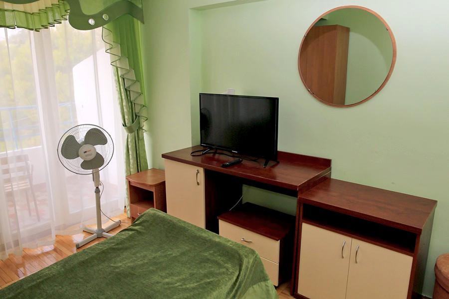 Комфорт двухместный в Корпусе № 1 санатория Мисхор