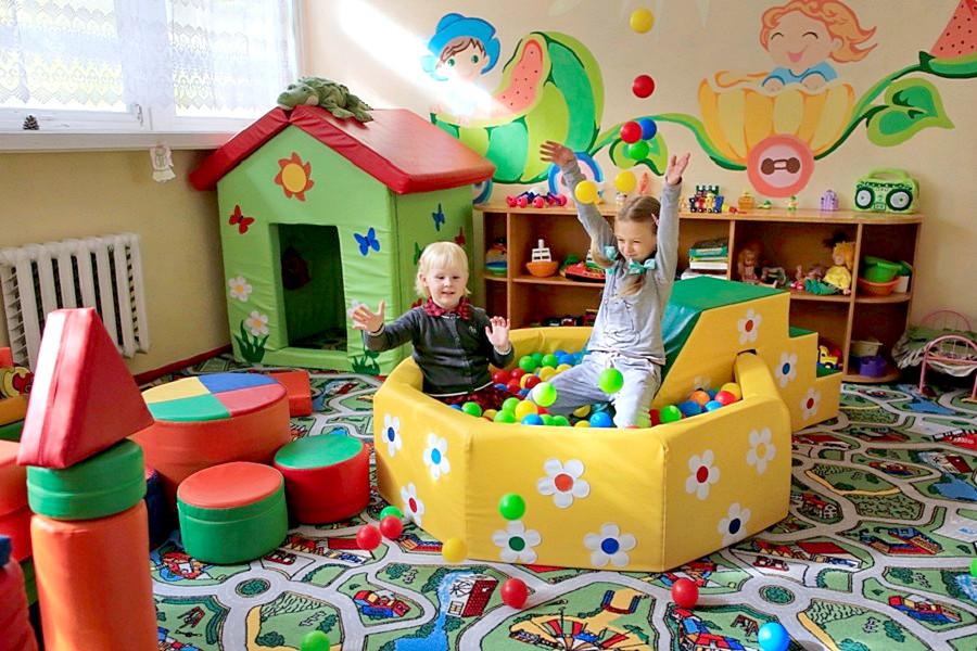 Детская комната санатория Мисхор
