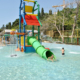 Детский бассейн на пляже санатория Мисхор