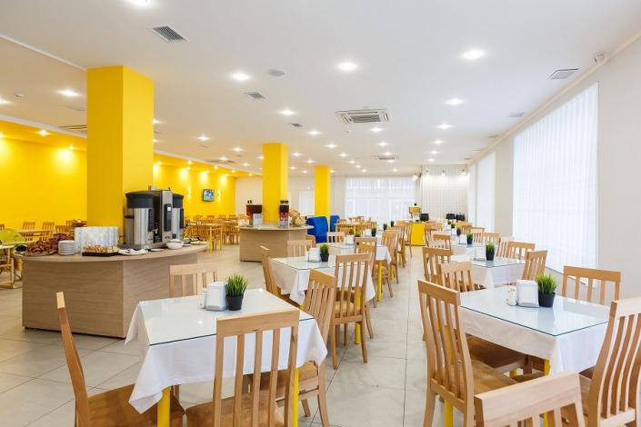 Ресторан отеля MoreLeto, Анапа