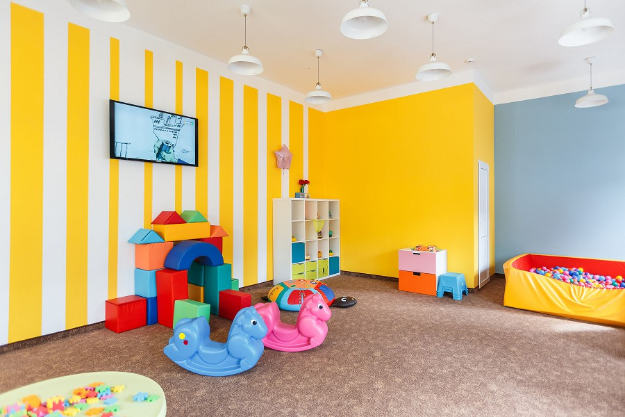 Детская комната отеля MoreLeto, Анапа
