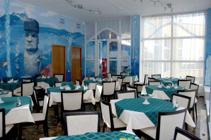 Ресторан курортного комплекса Морская звезда