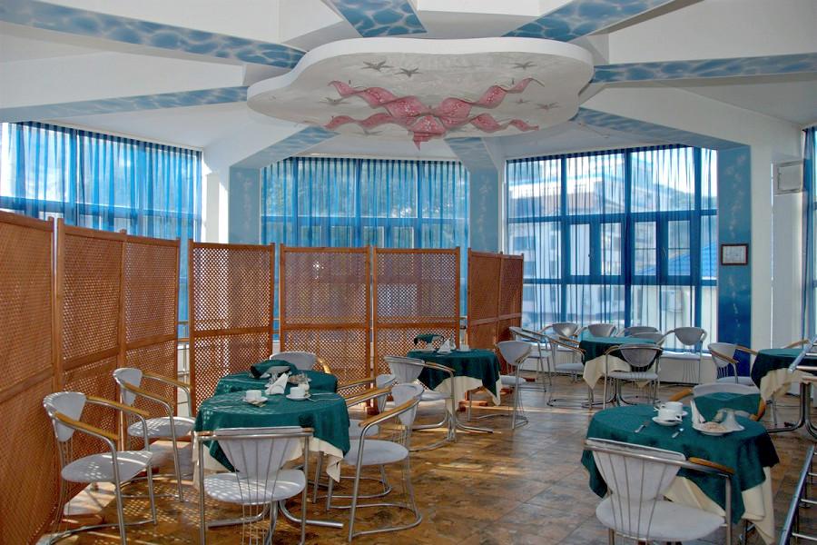 Кафе курортного комплекса Морская звезда