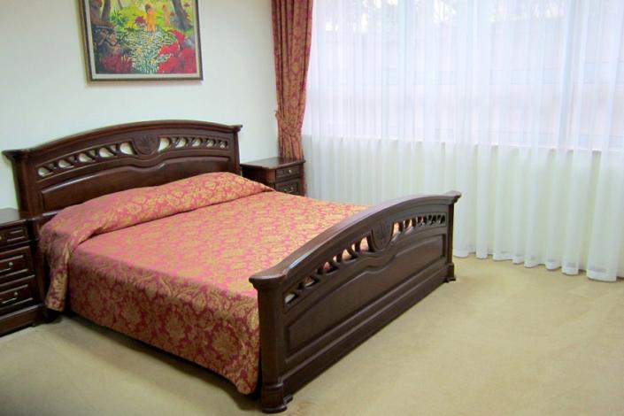 Семейный двухместный двухкомнатный отеля Морской КК Миндальная роща