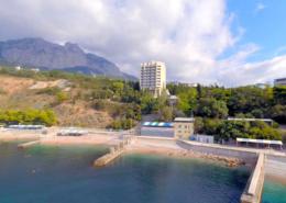 Санаторий Морской прибой, Крым, Ялта, Кореиз