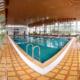 Крытый бассейн санатория Морской прибой