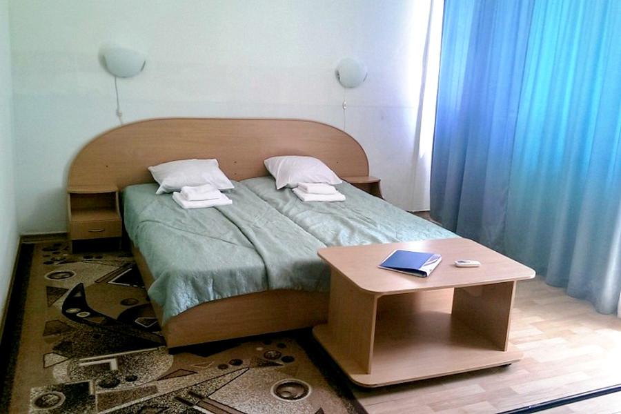 Студия-Полулюкс двухместная отеля Морской уголок
