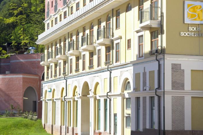 Отель Movenpick Krasnaya Polyana, Сочи