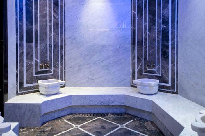 Турецкая баня в спа-комплексе отеля Movenpick Krasnaya Polyana