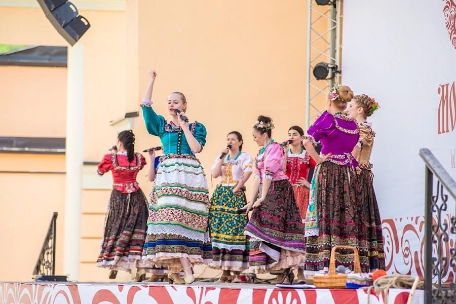 Культурно-этнографический комплекс Моя Россия, Красная Поляна, Сочи